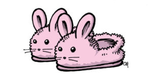 033e1b3376e2b69258df6c0826c6c7ca_slipper-clipart-group-53-bunny-slippers-drawing_400-211
